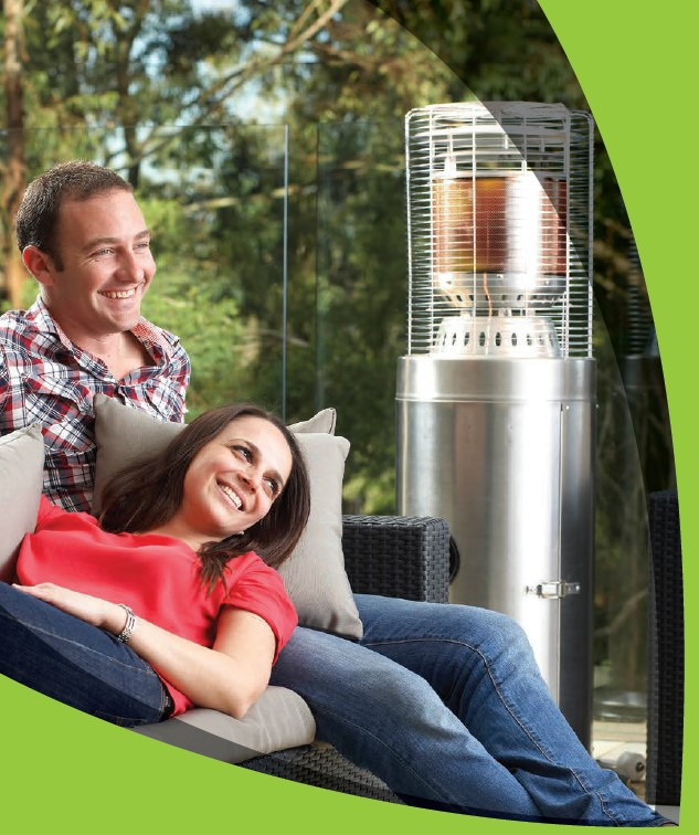 Outdoor Gas Patio Heaters