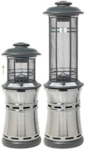 Outdoor heater Gas