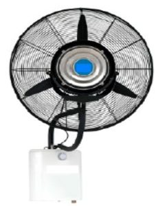 Wall Mounted fogging Fan rental